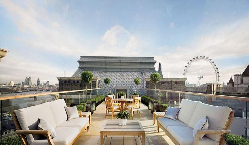 Очаровательный британец: добро пожаловать в элегантный Corinthia Hotel London