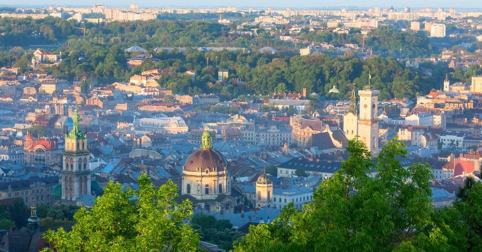 Город как на ладони: ТОП-9 смотровых площадок Украины