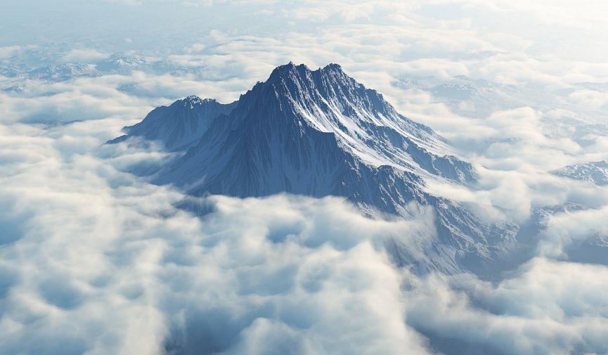 Выше облаков: ТОП-10 самых высоких гор Греции