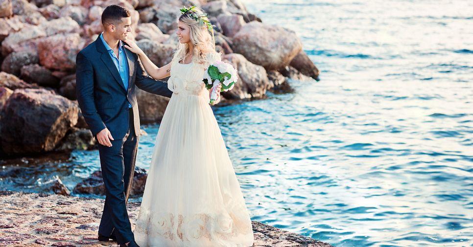 Фотосессия в Греции: секреты успешной свадебной фотографии
