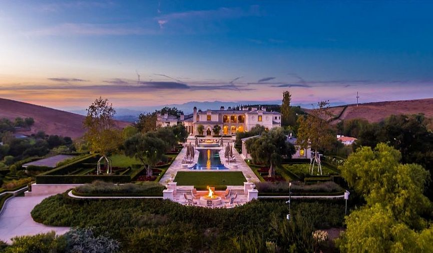 ТОП-5 самых дорогих домов миллиардеров, выставленных на продажу