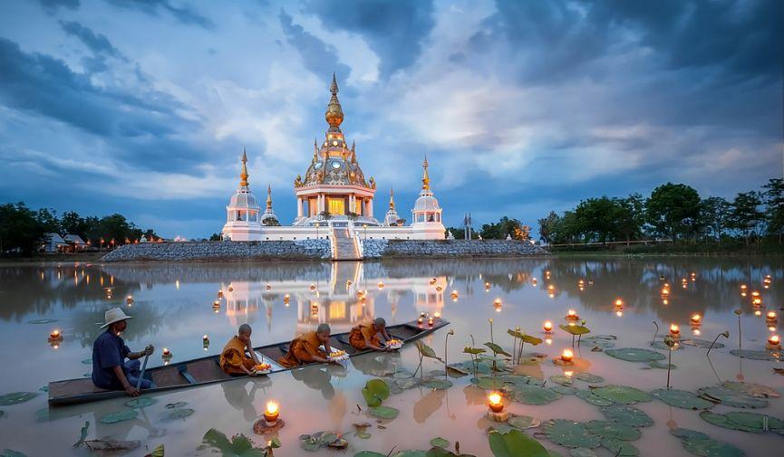 Жизнь на плаву: как морские берега и реки стали центром жизни в Таиланде