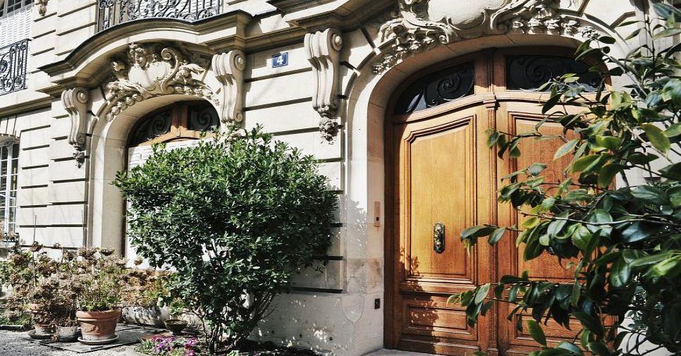 5 деталей, по которым легко узнать Париж