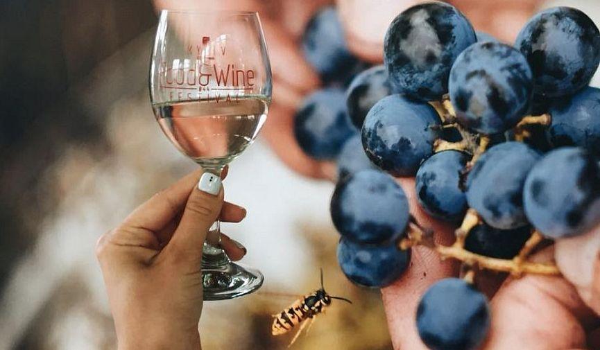 13-й Kyiv Food and Wine Festival:  фестиваль отмечает 5-летний юбилей