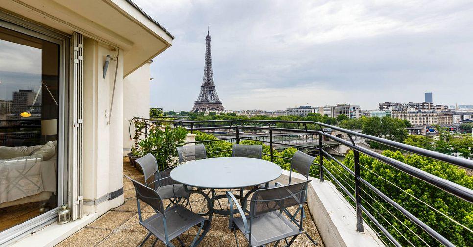 В гостях у звезды: 5 шикарных домов и квартир знаменитостей в Париже