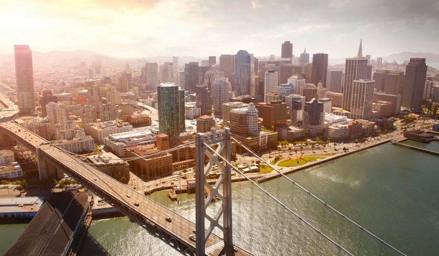 ТОП-10 городов США, где зарплаты растут быстрее всего: официальная статистика