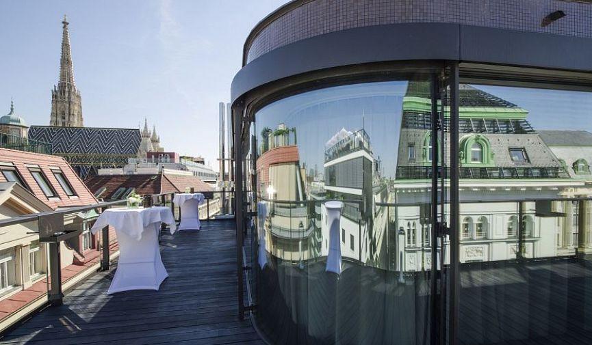 Вся Вена в одном иллюминаторе: 5 причин, почему вам стоит посетить бутик-отель Topazz