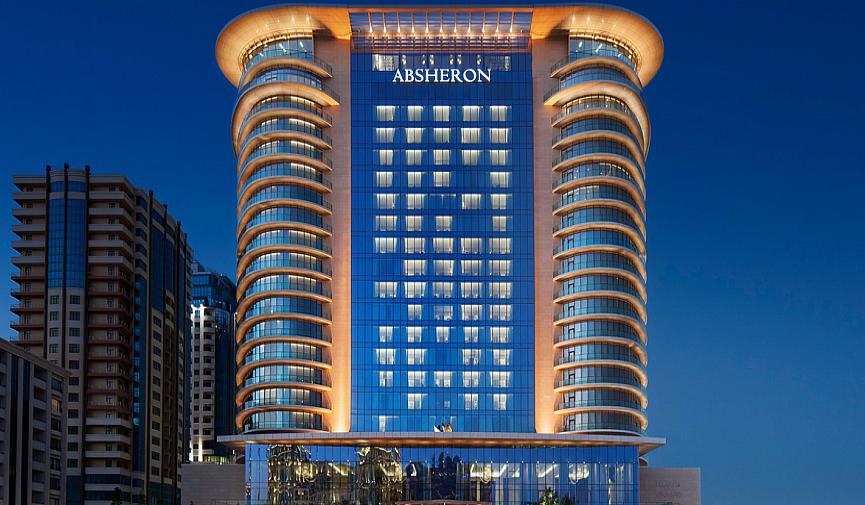Впечатляющая роскошь отдыха в отеле JW Marriott Absheron Baku