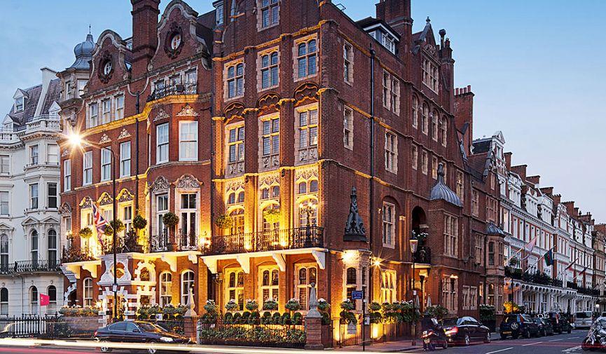 10 лучших пятизвездочных отелей Европы