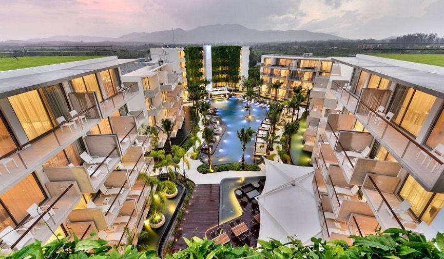 Dream Phuket Hotel and Spa — ваш личный остров отдыха, роскоши и развлечений