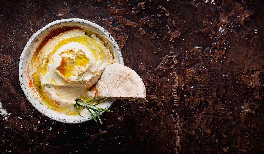 Всё будет хумус: ТОП-5 мест в Киеве, где вас порадуют вкусными и красивыми закусками из нута