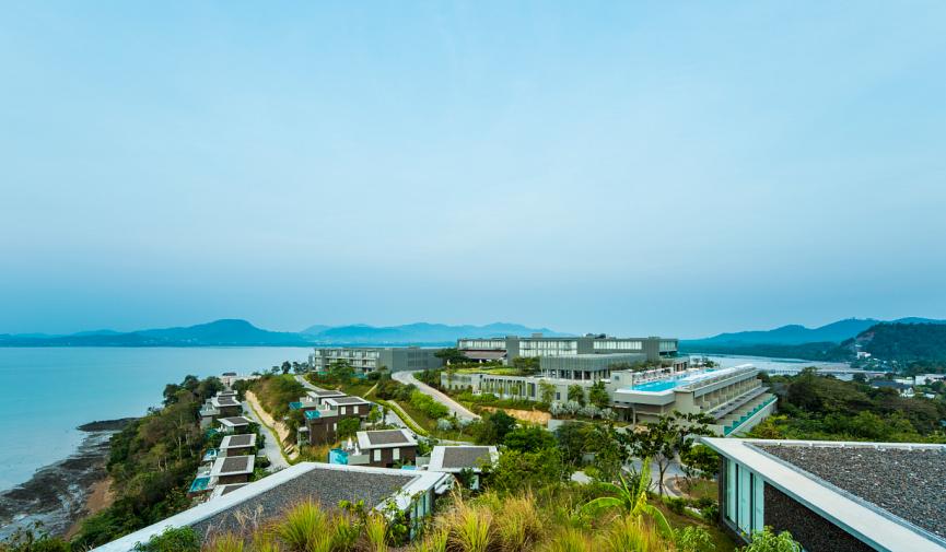 Курортный комплекс COMO Point Yamu на Пхукете — отдых с размахом