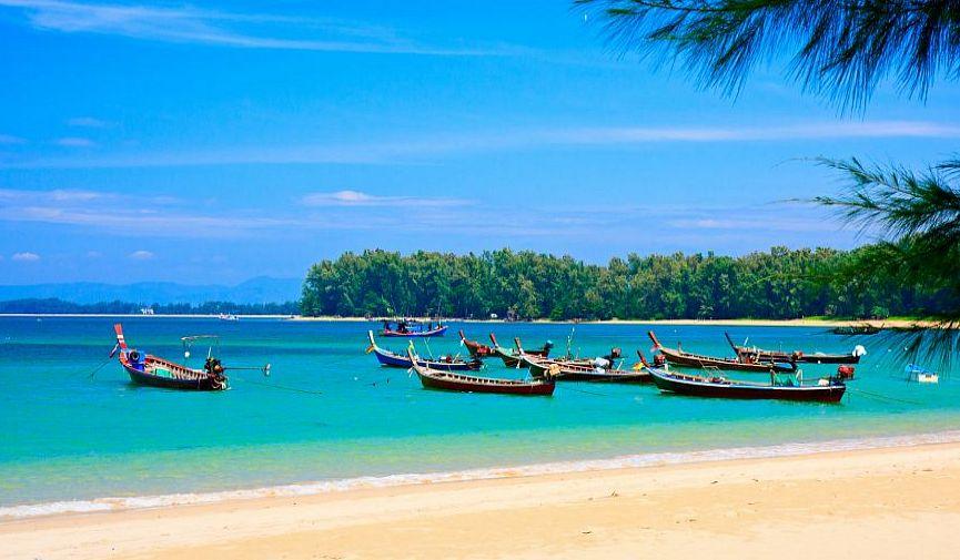 Отдохните в личном райском уголке на Пхукете — отеле Phuket Marriott Resort and Spa, Nai Yang Beach!