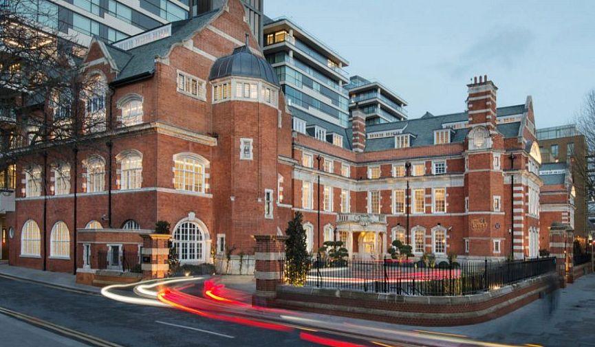 Отель The LaLiT London — индийское гостеприимство в самом центре исторического Лондона
