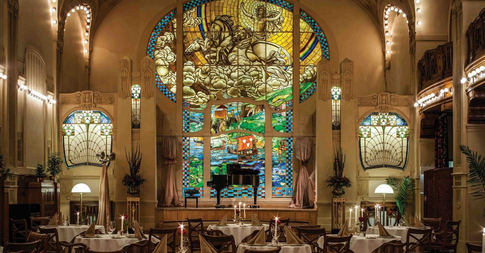 Пожить у Достоевского: обзор «Belmond Grand Hotel Europe» в Петербурге