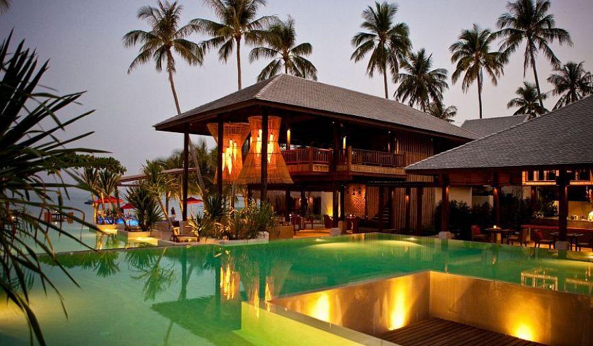 Anantara Rasananda Koh Phangan Villas: райский отдых на одном из самых захватывающих островов Таиланда