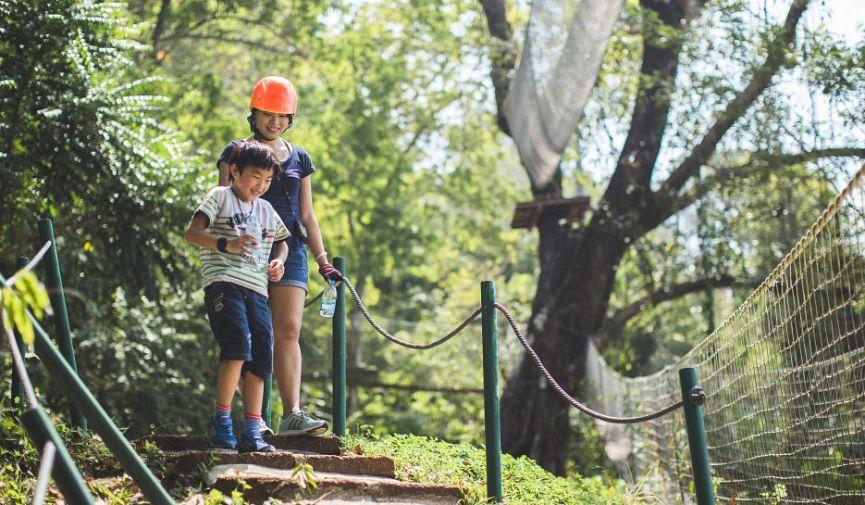 Jungle Xtrem Adventures Park — забавы для самых смелых