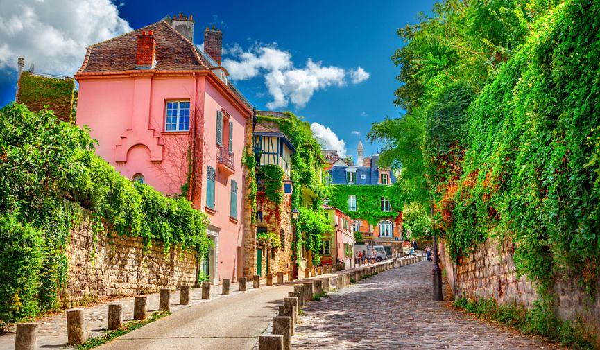 Знакомимся с Монмартром: 6 колоритных улочек района для любителей пеших прогулок
