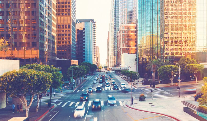 Как изменился Лос-Анджелес за 60 лет: рассказ эмигрантки из Литвы