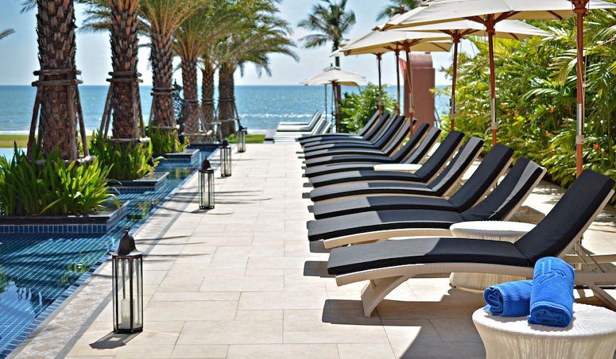 Marrakesh Hua Hin Resort & Spa: марокканская экзотика в тропическом раю Тайланда